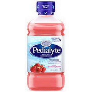 5259892 - Pedialyte Unflavored 2 oz. Bottle, Institutional by Abbott Nutrition