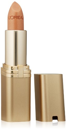 L'Oréal Paris Makeup Colour Riche Original Creamy, Hydrating Satin Lipstick, 805 Golden Splendor, 0.13 oz.