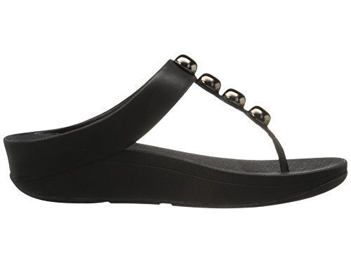 Fitflop Infradito Donna Nero Rola Fitflop Rola qq0pwOfU