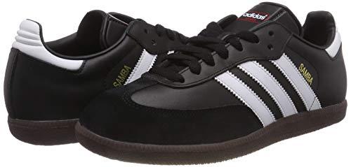 Samba Homme Adidas black Basses running Footwear White 0 Noir Baskets UdaavqO
