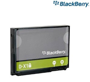 BlackBerry D-X1 Standard Battery with Cryptographic Chip -- Fits Blackberry Storm2 9550 -- Blackberry Tour 9630 and Storm 9530 Smartphones