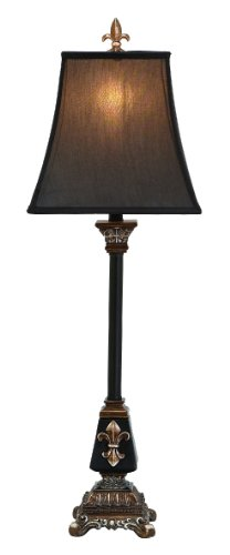 Deco 79 Polystone Lamp A Decorative Light with Difference -