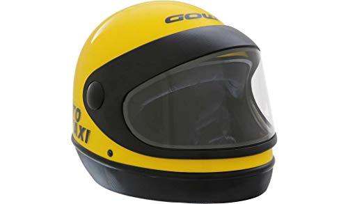 X Capacete Interlagos Moto Taxi Amarelo Gow 58