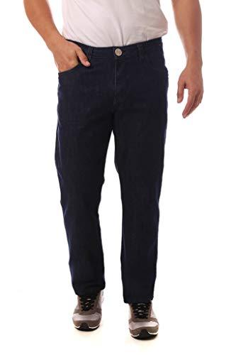 Calça Jeans Denuncia Slim Fit Azul 46