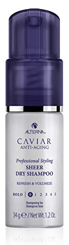 CAVIAR Anti-Aging Professional Styling Sheer Dry Shampoo, 1.2-Ounce