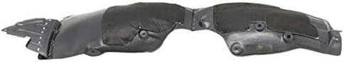 Koolzap For 17 18 19 Santa Fe XL Front Splash Shield Inner Fender Liner Panel Left Side