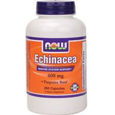 Foods Echinacea - Echinacea 250 Caps 400 Mg By Now Foods (1)