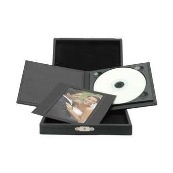 Case of 50 Neil Enterprises Sleek /& Chic CD//DVD Folio