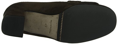 Tamaris 24409, Zapatos de Tacón para Mujer Marrón (CHOCOLATE 438)