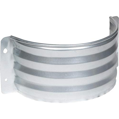 Pack of 4 AMERIMAX HOME PRODUCTS 21059 3-Inch Expand Aluminum Strainer