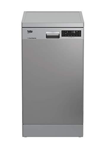 🥇 Beko DFS28021X lavavajilla Independiente 10 cubiertos A++ – Lavavajillas