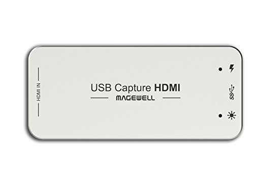 Magewell USB 3.0 HDMI Video Capture Dongle by Magewell