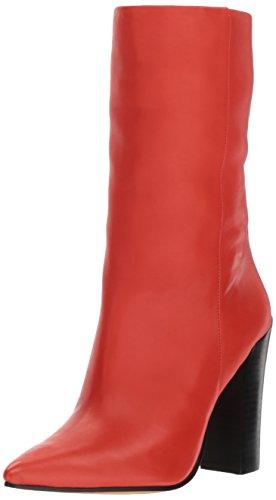Dolce Vita Women's Ethan Fashion Boot Red Leather buy cheap tumblr LpSOHAj8L