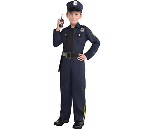 Police Officer Costume - Large