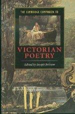 The Cambridge Companion to Victorian Poetry (Cambridge Companions to Literature) ebook
