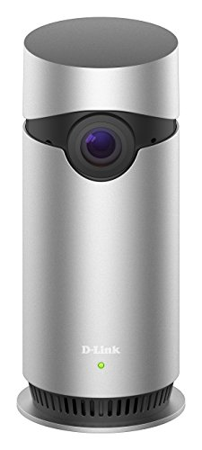 D-Link Omna 180 Cam HD, 1080P Indoor Home Security Camera, Works with Apple HomeKit (DSH-C310/AN) (Wireless Cam Hd)