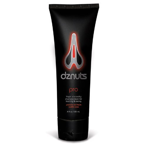 DZNuts Pro Chamois Cream, 4 ounce,120ml