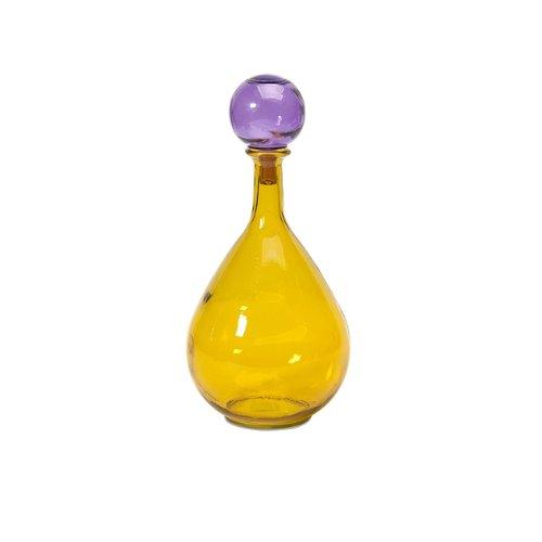 Compra IMAX 84524 Caledonia Botella de Vidrio Reciclado con tapón ...