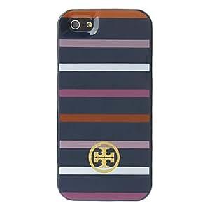 TY- Caso de la cubierta de Hardshell para el iPhone 5/5S
