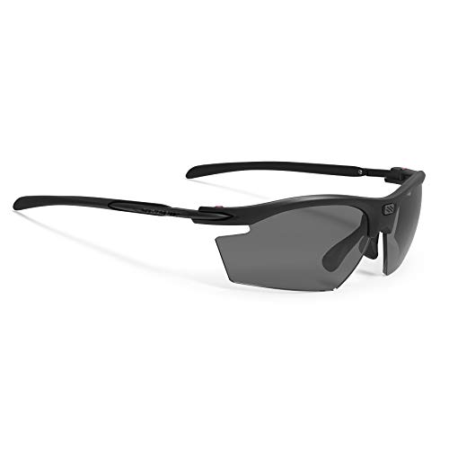 Rudy Project 2019 Rydon Sports Cycling Sunglasses - Matte Black Frame - Smoke Black Lens