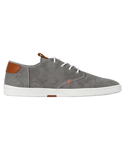... Hub Chucker 2.0 Canvas Black Off White grau (231) ...