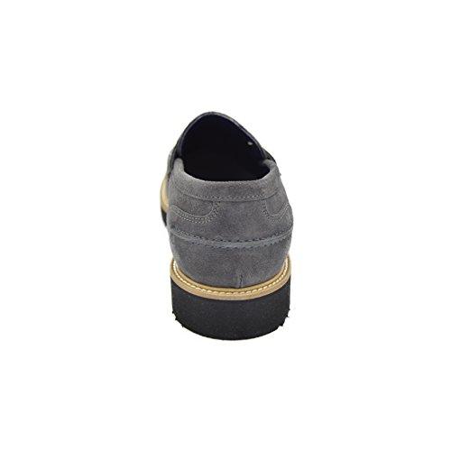 Zapatos Derby Hombre Drudd Gris Euviseuaw1701 BqHxxEwC