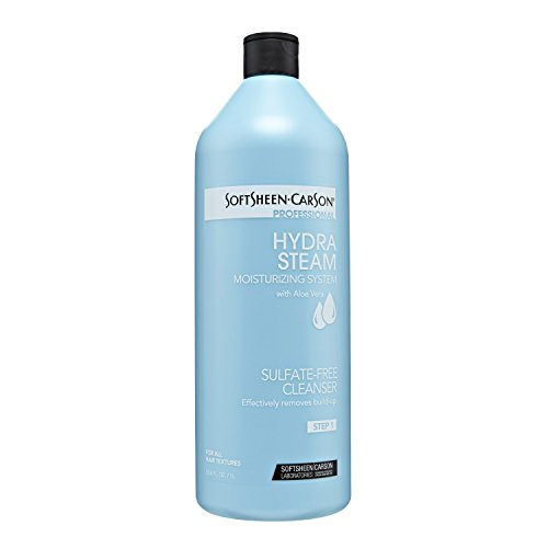 Hydra Steam Moisturizing System Sulfate-free Cleanser by soft sheen-carson