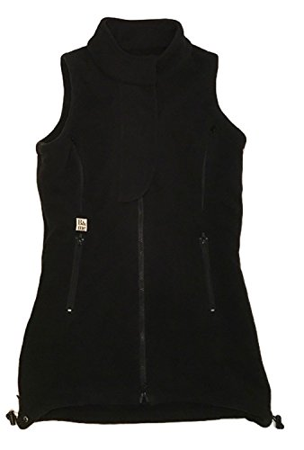 B&me Expandable Womens Vest Designed To Accommodate Baby Sling or Baby Carrier For Women (With Black Sides) (Small) by B&me