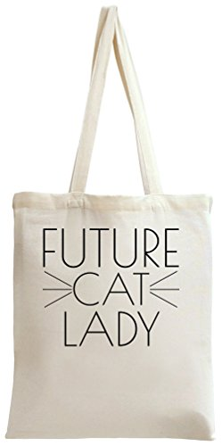 Copy Tote Cat Bag Eslogan Lady Future zxOqEw