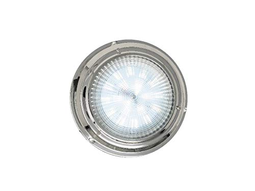 Five Oceans Marine Cool White LED Interior Dome Light, 4' & 6'