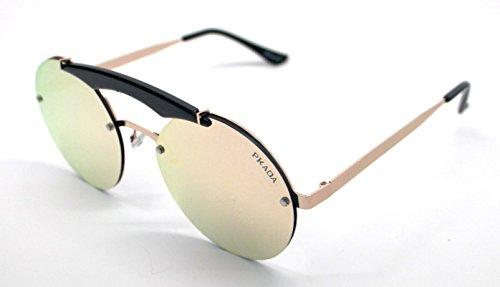 Sunglasses Sol Alta Mujer UV Gafas Calidad Pkada 400 Rosa PK3055 de Hombre fxqqO85