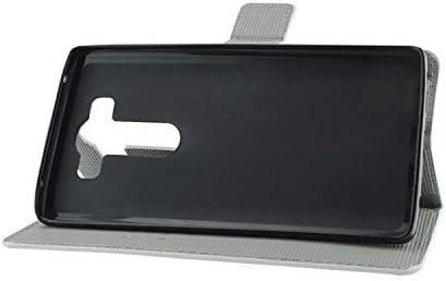 Amazon.com: Funda de piel con patrón compatible con LG G2 G3 ...
