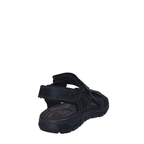 IGI&Co 1130200 Sandalias Hombre Negro