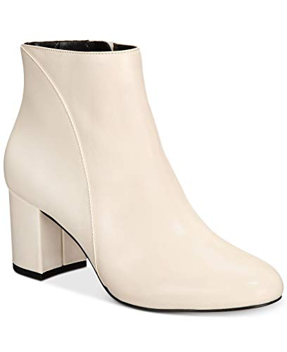 Frauen Fashion INC Florian International Cream Eggshell Stiefel Zeh Concepts Geschlossener HfqCaw