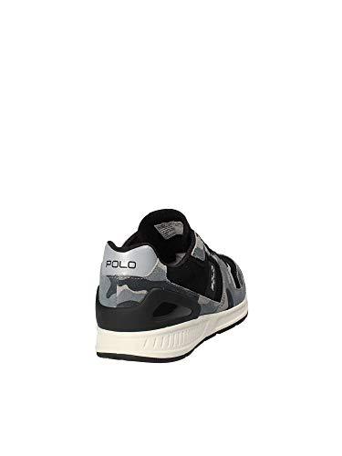 809710297001 lauren Sneakers 45 Uomo ralph Nero Polo fEUqvSHwx