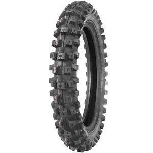 IRC Volcanduro VE-33 Intermediate Rear Tire - 4.60-17/Blackwall by IRC Tire (Image #1)