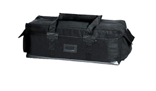 Amazon.com  Heavyweight Canvas Duffle Bag - Black Od Military Israeli  Tactical Gear Bags  Clothing 46763eb309d95