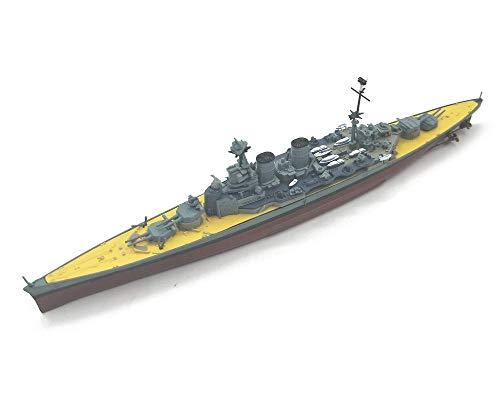 Hms Hood Battleship - 1:1000,British HMS Hood Battleship,Model,Collection Static Model