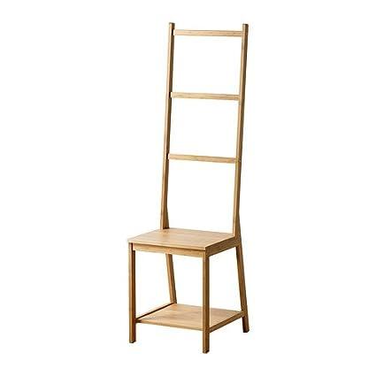 IKEA RAGRUND - silla Toallero, bambú