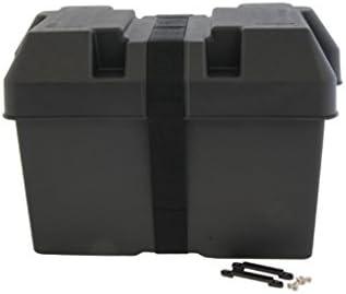 Caja para batería 205 x 135 x 160 mm: Amazon.es: Deportes y aire libre