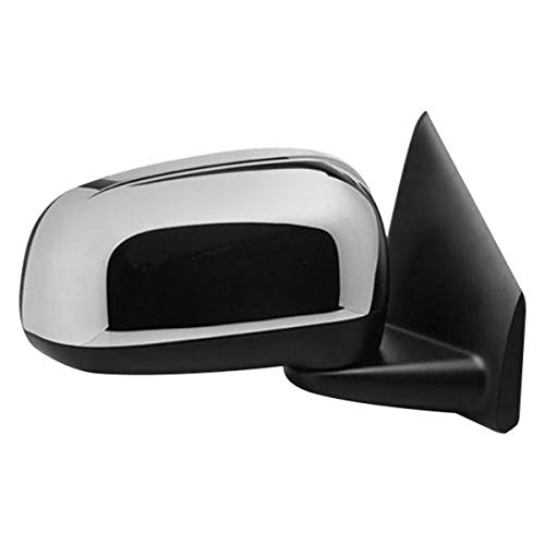 Replacement Passenger Side Power View Mirror (Heated, Foldaway) Fits Chrysler Aspen