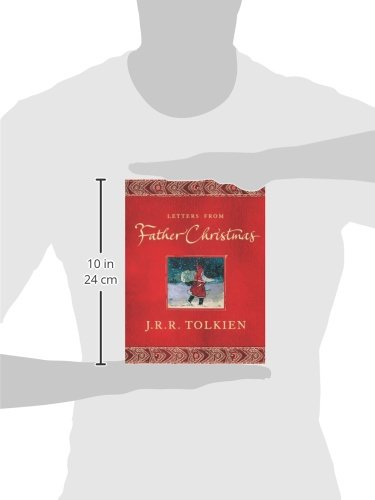 Letters from father christmas jrr tolkien 0046442512657 amazon letters from father christmas jrr tolkien 0046442512657 amazon books spiritdancerdesigns Choice Image
