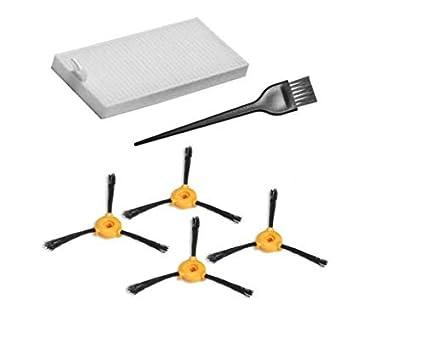 Cecotec Kit de repuestos para Robot Aspirador Conga y Conga Slim ...