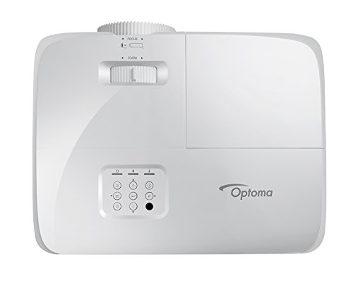 Optoma HD27e 1080p Home Theater Projector with 3,400 Lumens, Ideal for Indoor or Outdoor Movies, Sports and Gaming