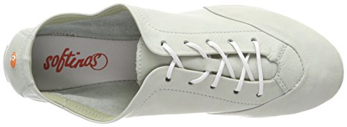 Cordones Oxford Zapatos de Ops421sof Gr Mujer para Washed Softinos qPFwaIfnx
