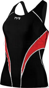 TYR Womens Competitor Fitted Tri - Tankini Tri