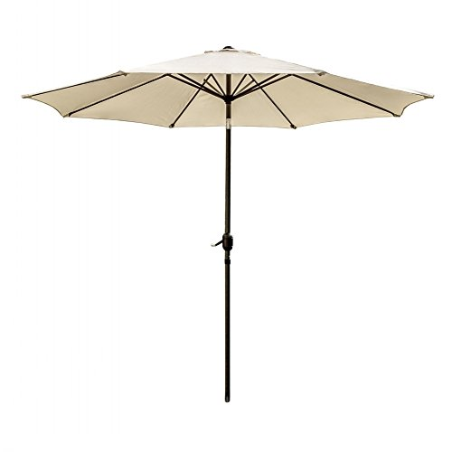 Top 10 best patio umbrellas 7 top reviews no place for Best outdoor umbrellas reviews