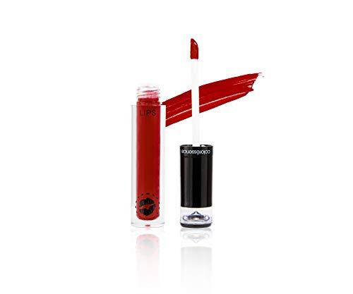 COLORESSENCE MOIST LIQUID LIP COLOR   RED