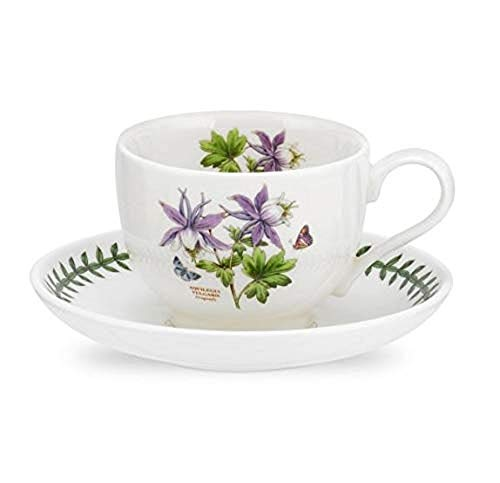 Portmeirion Exotic Botanic Garden Dragonfly Teacup and Saucer ()