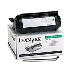 LEX12A6835 - Lexmark 12A6835 High-Yield Toner (12a6835 Laser Toner Cartridge)